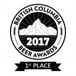 BCBA 2017 1st Place