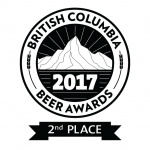 BCBA 2017 2nd Place
